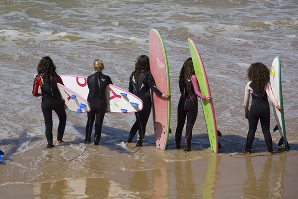Surf and English Summer camp