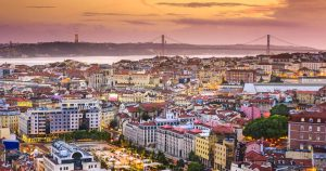 end-of-year trip to Lisbon