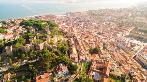 most important neighborhoods in Lisbon