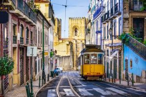 school trip to Lisbon