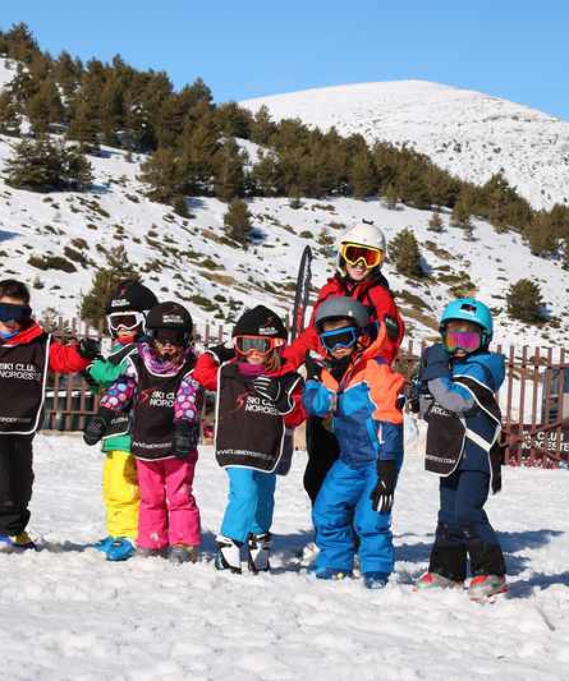 Viajes de esqui y cursos de esqui