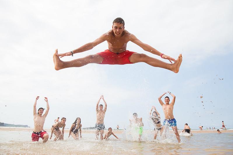 Campamentos de verano en España