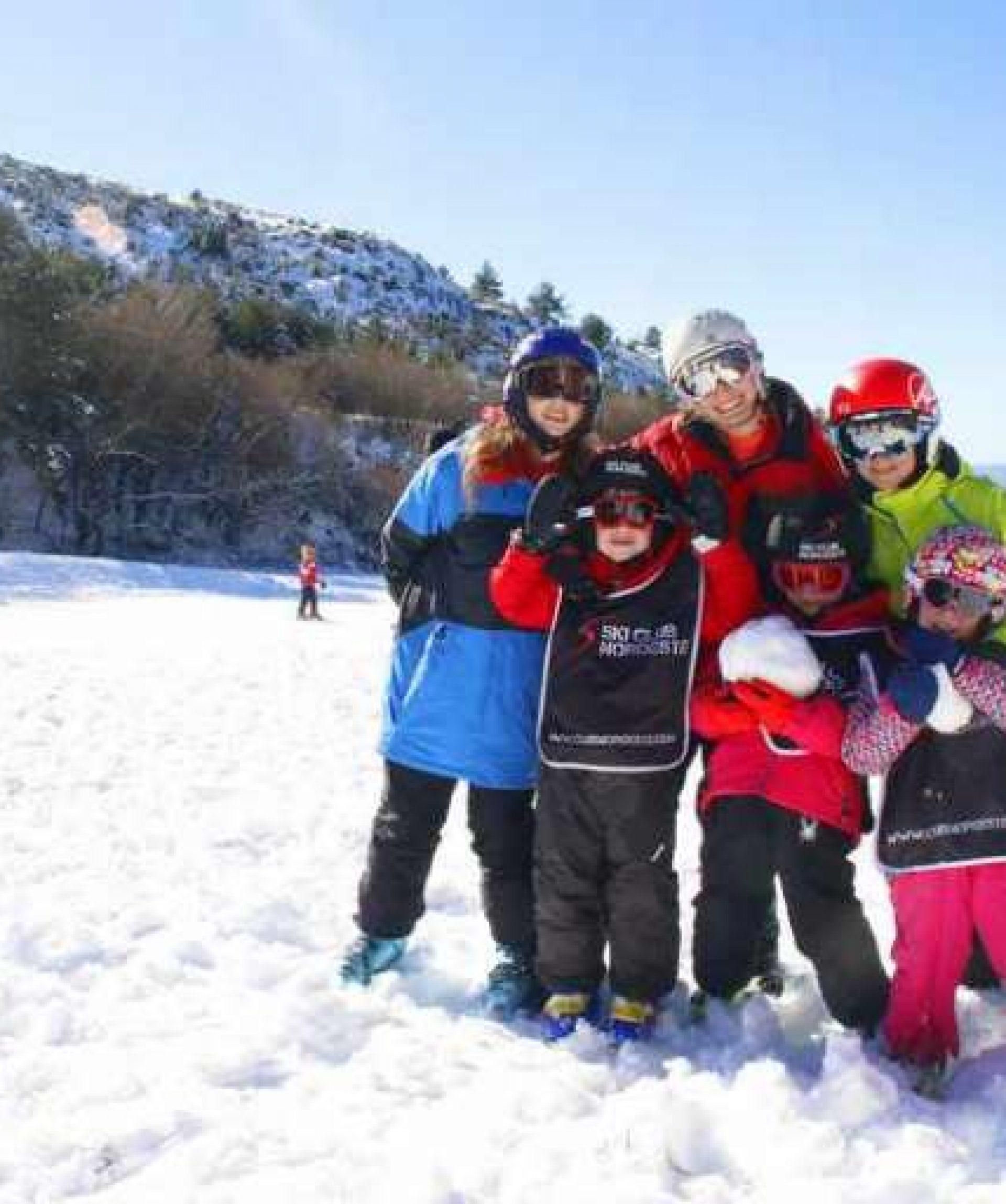 cursos de esqui y viajes de esqui