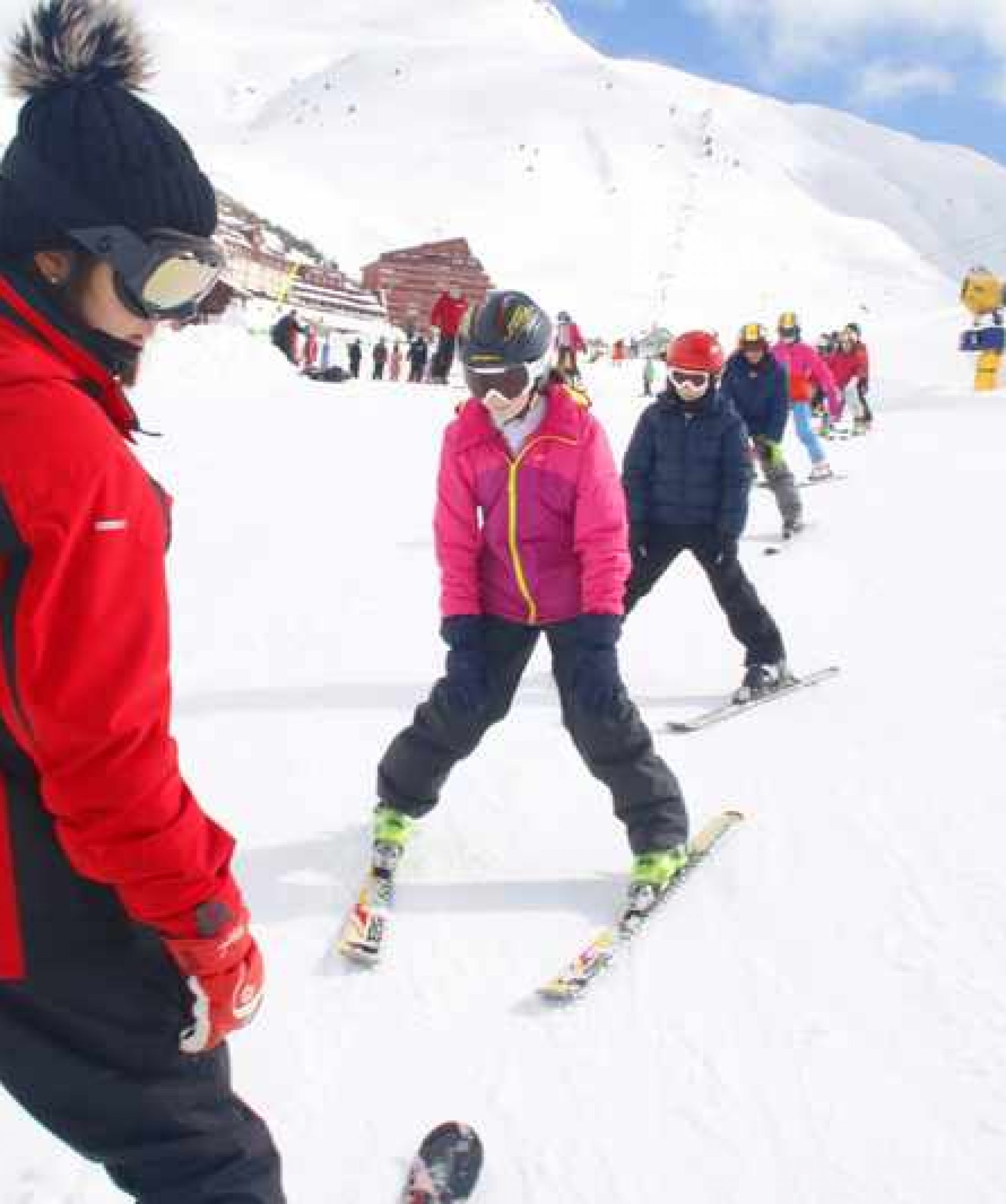 cursos y viajes de esqui
