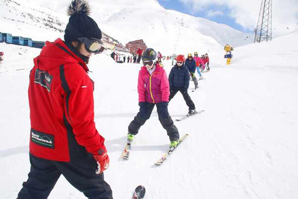 viaje de esqui inmaculada