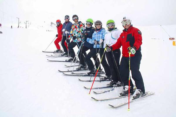 viaje de esqui la pinilla