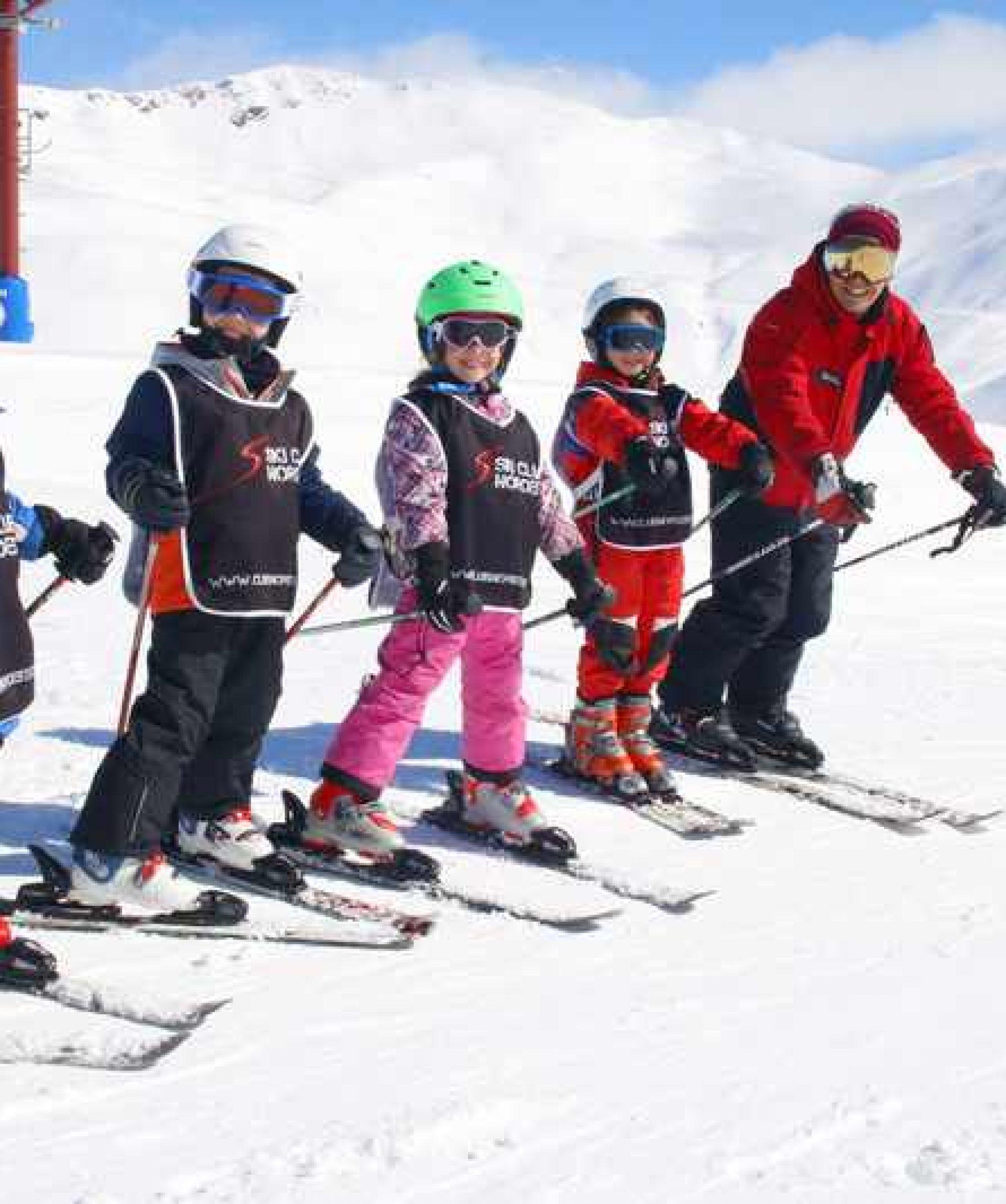 viajes esqui y cursos