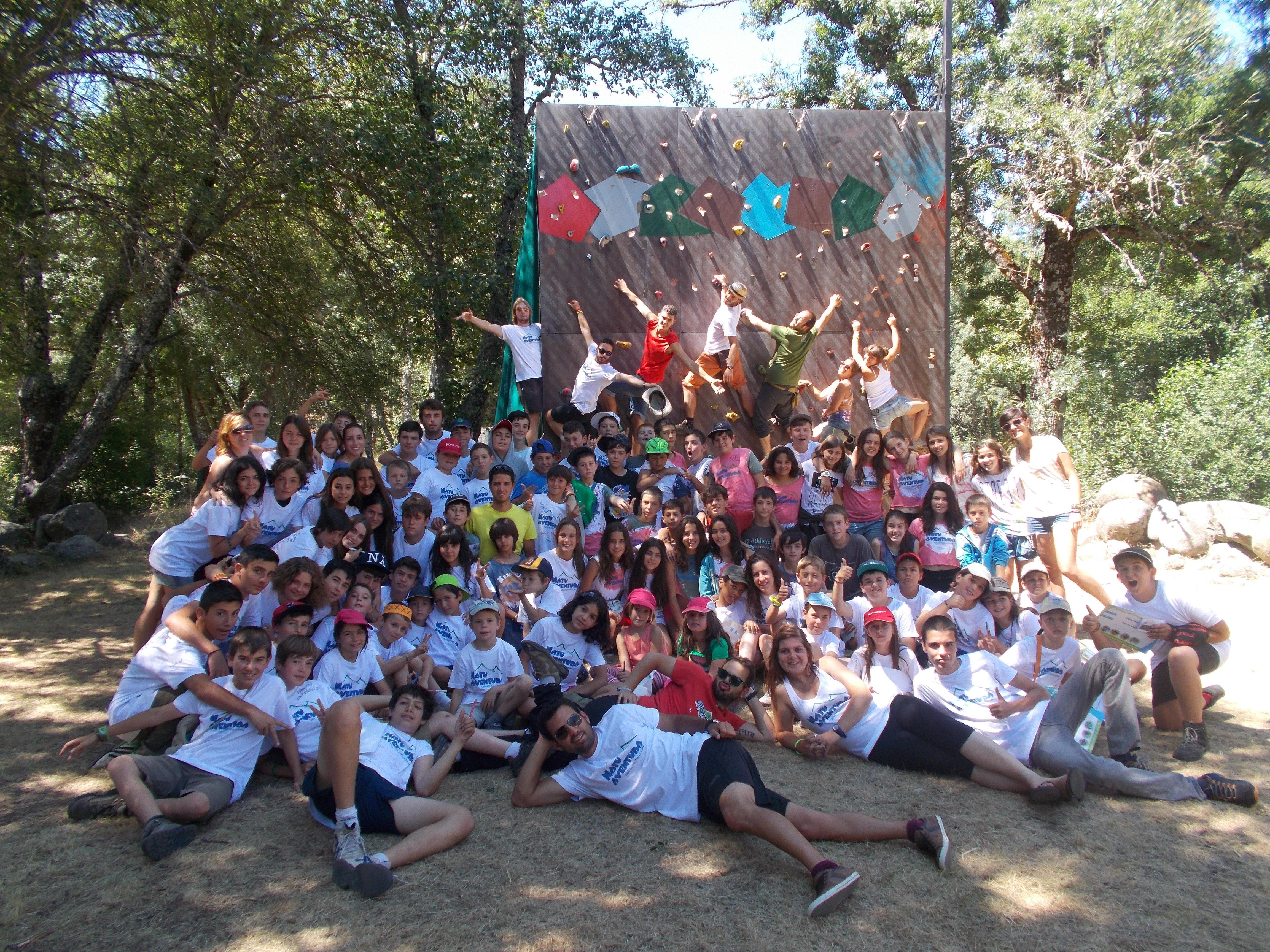 Campamento de verano Barco de Ávila