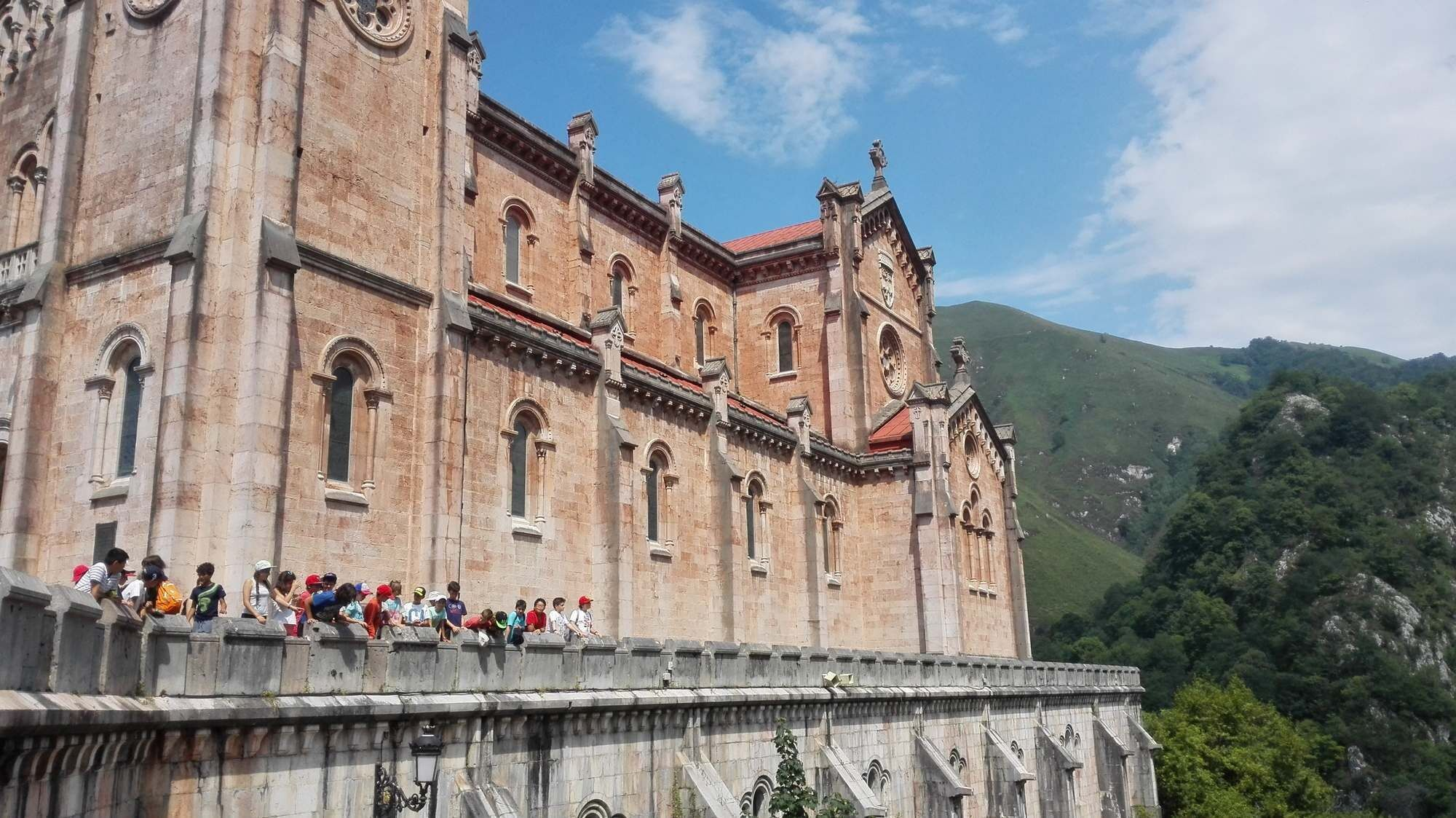 Viaje fin de curso a Asturias Inmersión Lingüística