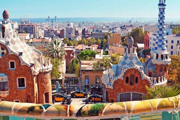 Viaje fin de curso Barcelona Inmersión Lingüística