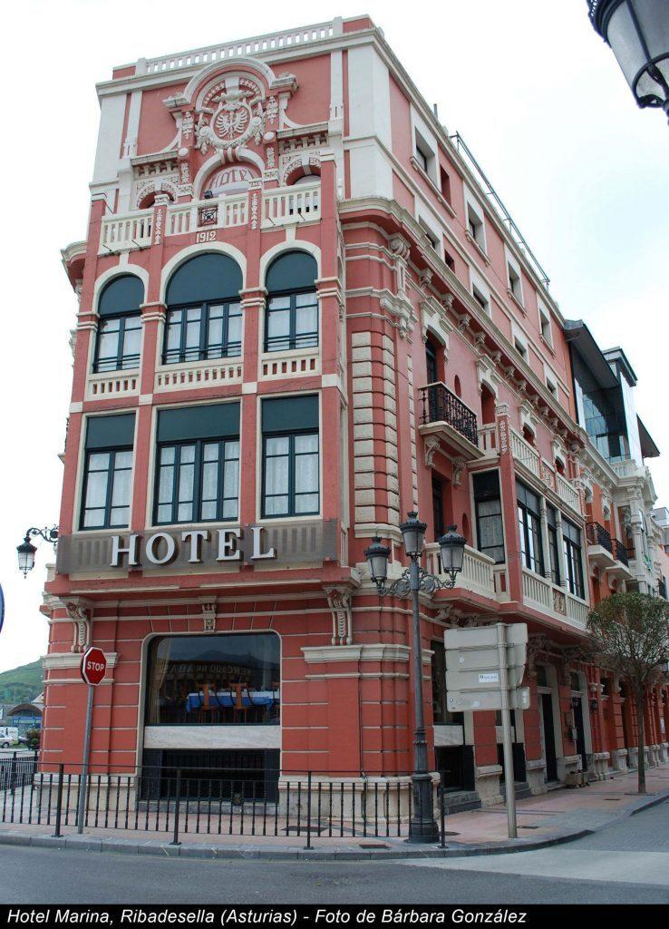 Viaje de fin de curso a Asturias en Hotel La Marina 2