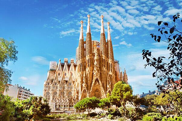 Viaje fin de curso Barcelona sin monitores