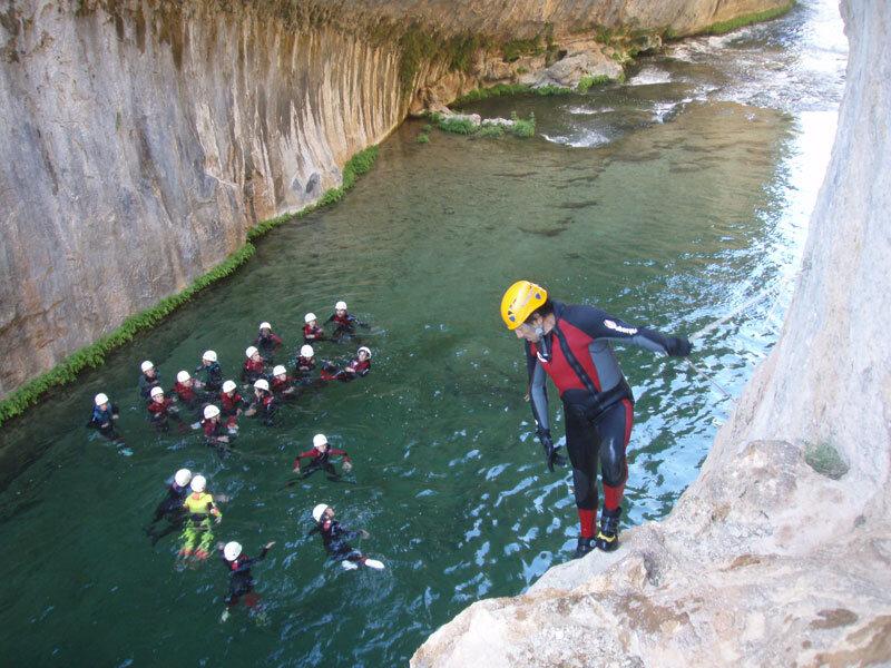 Viaje fin de curso a Cuenca sin monitores