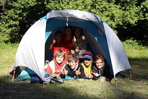 Campamentos de verano en inglés en gredos