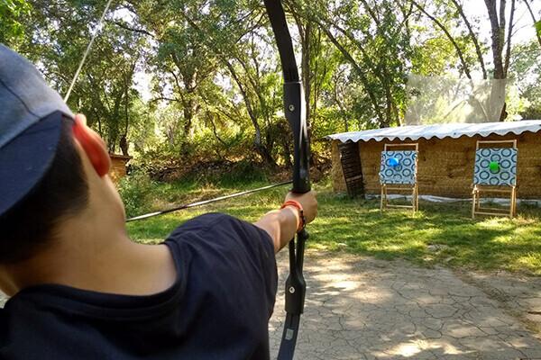 Campamento de verano en Madrid de Multiaventura