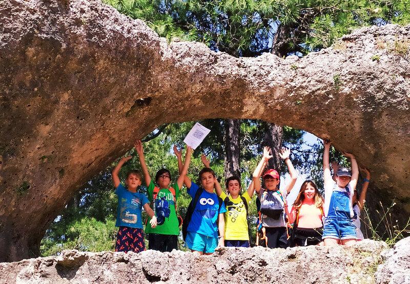 Campamentos de verano Cuenca