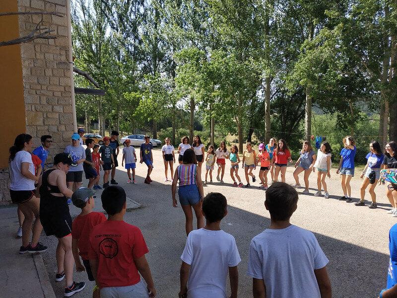 Campamentos de verano en España Barco de Avila