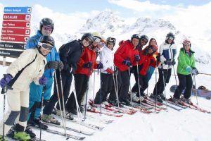 club esqui natuaventura