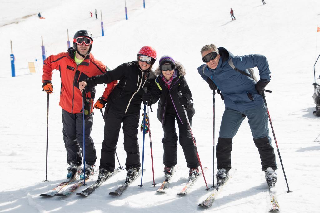 Viaje de esquí Semana Santa Astún